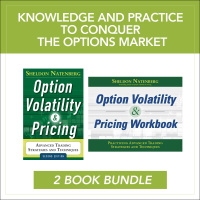 The Option Volatility and Pricing Value Pack 1st Edition – PDF ebook*
