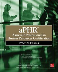 aPHR Associate Professional in Human Resources Certification Practice Exams 1st Edition – PDF ebook*