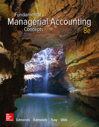 Fundamental Managerial Accounting Concepts 8th Edition – PDF ebook*