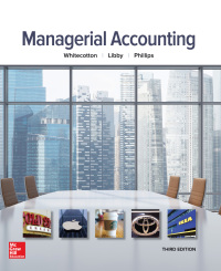 Managerial Accounting 3rd Edition by Stacey Whitecotton – PDF ebook*