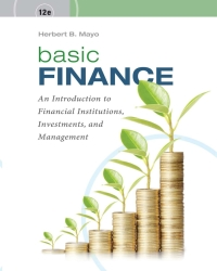 Basic Finance: An Introduction to Financial Institutions, Investments, and Management, 12th Edition – PDF ebook*