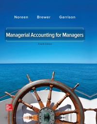 Managerial Accounting for Managers 4th Edition – PDF ebook*