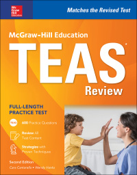 McGraw-Hill Education TEAS Review 2nd Edition – PDF ebook*