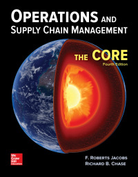 Operations and Supply Chain Management: The Core 4th Edition – PDF ebook*