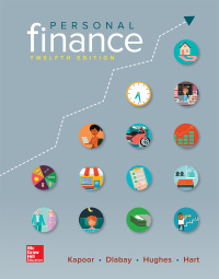 Personal Finance 12th Edition by Jack Kapoor – PDF ebook*