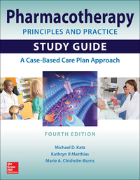 Pharmacotherapy Principles and Practice Study Guide 4th Edition – PDF ebook*
