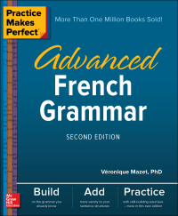 Practice Makes Perfect: Advanced French Grammar 2nd Edition – PDF ebook*