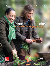 Your Health Today: Choices in a Changing Society 6th Edition – PDF ebook*