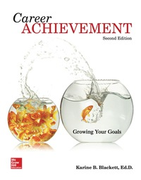 Career Achievement: Growing Your Goals 2nd Edition – PDF ebook*