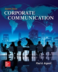 Corporate Communication 7th Edition by Paul A Argenti – PDF ebook*