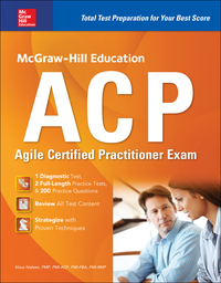 McGraw-Hill Education ACP Agile Certified Practitioner Exam 1st Edition – PDF ebook*