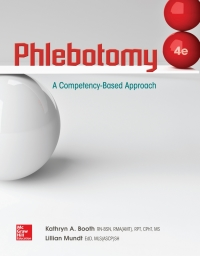 Phlebotomy: A Competency Based Approach 4th Edition – PDF ebook*