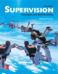 Supervision: Concepts and Skill-Building 9th Edition – PDF ebook*