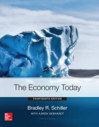 The Economy Today 14th Edition by Bradley Schiller – PDF ebook*