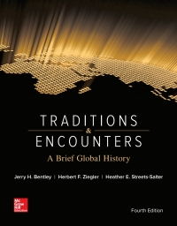 Traditions & Encounters: A Brief Global History 4th Edition – PDF ebook*