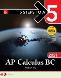 5 Steps to a 5: AP Calculus BC 2021 1st Edition – PDF ebook