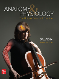 Anatomy & Physiology: The Unity of Form and Function 9th Edition – PDF ebook