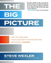 The Big Picture: How to Use Data Visualization to Make Better Decisions-Faster 1st Edition – PDF ebook