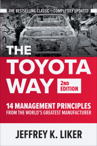 The Toyota Way, Second 14 Management Principles from the World's Greatest Manufacturer 2nd Edition – PDF ebook