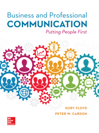Business and Professional Communication 1st Edition – PDF ebook