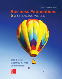 Business Foundations: A Changing World 12th Edition – PDF ebook