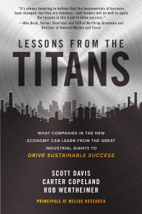 Lessons from the Titans: What Companies in the New Economy Can Learn from the Great Industrial Giants to Drive Sustainable Success 1st Edition – PDF ebook