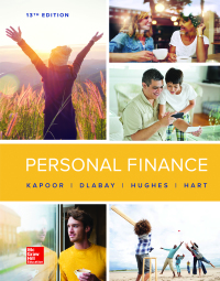 Personal Finance 13th Edition by Jack Kapoor – PDF ebook