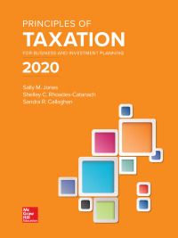 Principles of Taxation for Business and Investment Planning 2020 Edition 23rd Edition – PDF ebook