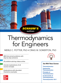 Schaums Outline of Thermodynamics for Engineers 4th Edition – PDF ebook