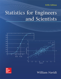 Statistics for Engineers and Scientists 5th Edition – PDF ebook