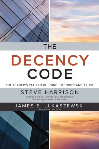The Decency Code: The Leader's Path to Building Integrity and Trust 1st Edition – PDF ebook