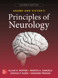 Adams and Victor's Principles of Neurology 11th Edition – PDF ebook