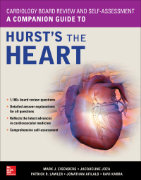 Cardiology Board Review and Self-Assessment: A Companion Guide to Hurst's the Heart 1st Edition – PDF ebook