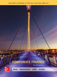Corporate Finance 12th Edition by Stephen Ross – PDF ebook
