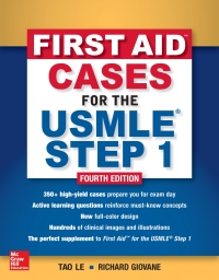 First Aid Cases for the USMLE Step-1 4th Edition – PDF ebook
