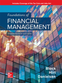 Foundations of Financial Management 17th Edition – PDF ebook