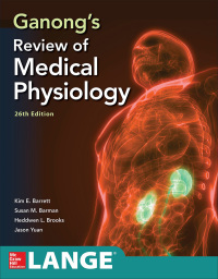 Ganong's Review of Medical Physiology 26th Edition – PDF ebook
