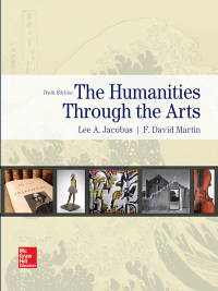 Humanities through the Arts 10th Edition by F. David Martin – PDF ebook
