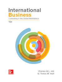 International Business: Competing in the Global Marketplace 12th Edition – PDF ebook
