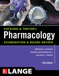 Katzung & Trevor's Pharmacology Examination and Board Review 12th Edition – PDF ebook