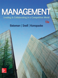 Management: Leading & Collaborating in a Competitive World 13th Edition – PDF ebook