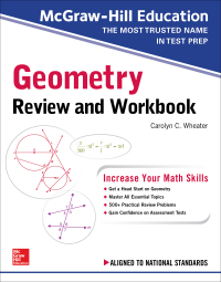 McGraw-Hill Education Geometry Review and Workbook 1st Edition – PDF ebook