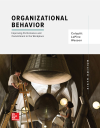 Organizational Behavior: Improving Performance and Commitment in the Workplace 6th Edition – PDF ebook