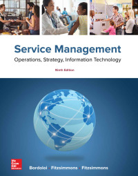 Service Management: Operations, Strategy, Information Technology 9th Edition – PDF ebook