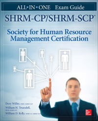 SHRM-CP/SHRM-SCP Certification All-in-One Exam Guide 1st Edition – PDF ebook