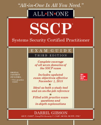 SSCP Systems Security Certified Practitioner All-in-One Exam Guide 3rd Edition – PDF ebook
