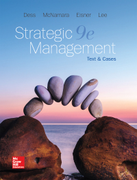 Strategic Management: Text and Cases 9th Edition – PDF ebook