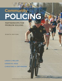 Community Policing: Partnerships for Problem Solving, 8th Edition – PDF ebook*