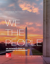 We The People 13th Edition by Thomas Patterson – PDF ebook