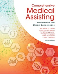 Comprehensive Medical Assisting: Administrative and Clinical Competencies, 6th Edition – PDF ebook*